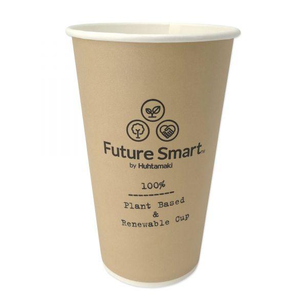 Future Smart™ Heißgetränkebecher 400 ml Pappbecher