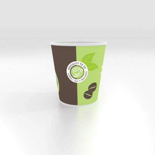 Coffee To Go Becher, Kaffeebecher, 0,1 l