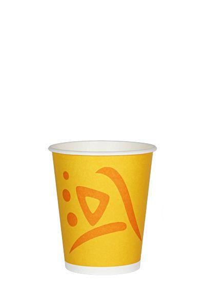 Pappbecher Kaffee 180 ml WHIZZ