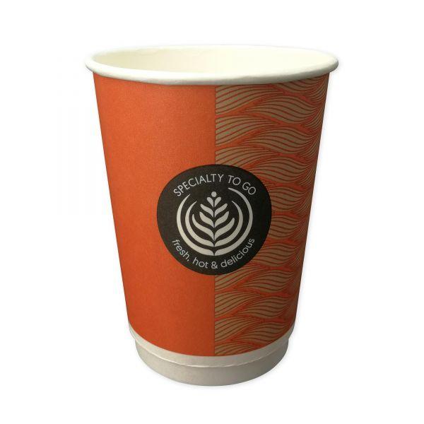 Doppelwandbecher Coffee To Go 300 ml