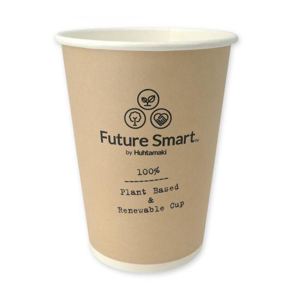 Future Smart™ Heißgetränkebecher 300 ml, Pappbecher