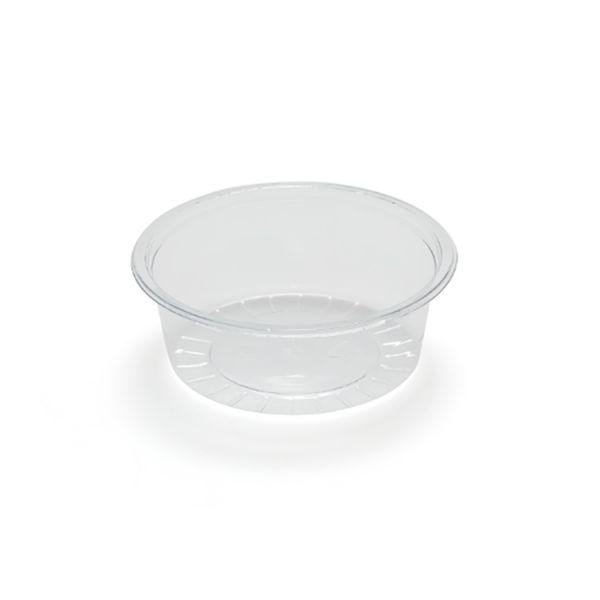 Verpackungsbecher rPET 80 ml