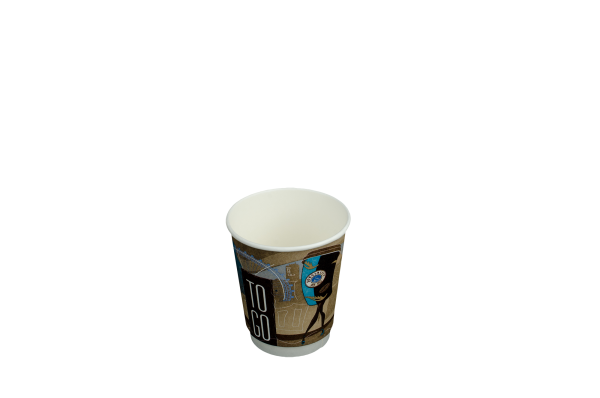 Doppelwand Coffee to go Becher Smooth 200ml
