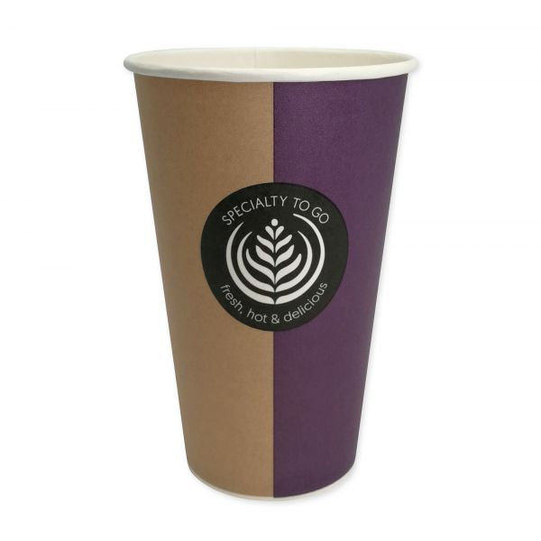 Coffee To Go Pappbecher 400 ml