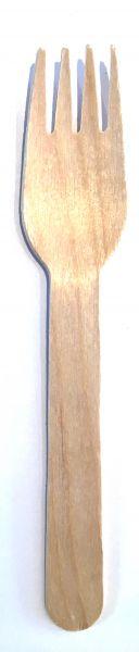 Holzgabel 160 mm einzeln verpackt