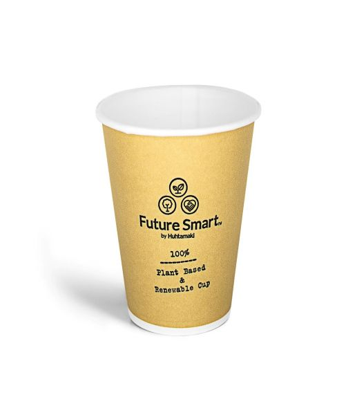 Future Smart™ Automatenbecher. Pappbecher 180 ml