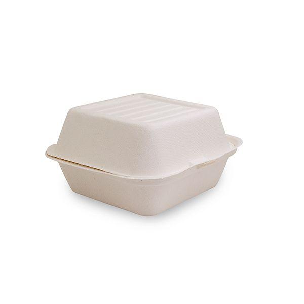 Nachhaltige Hamburger Box