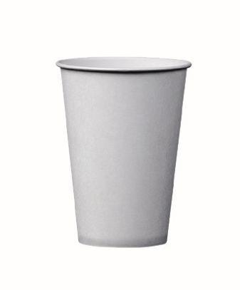 Pappbecher für Heißgetränke 180 ml, weiß
