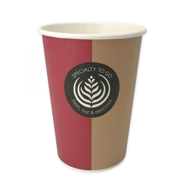 Coffee To Go Pappbecher 350 ml