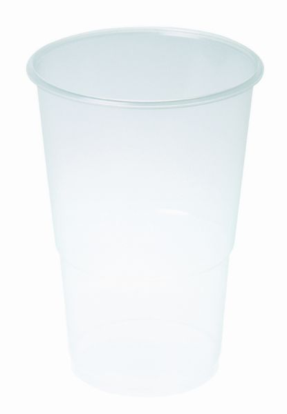 Auschankbecher klar 400 ml, PP