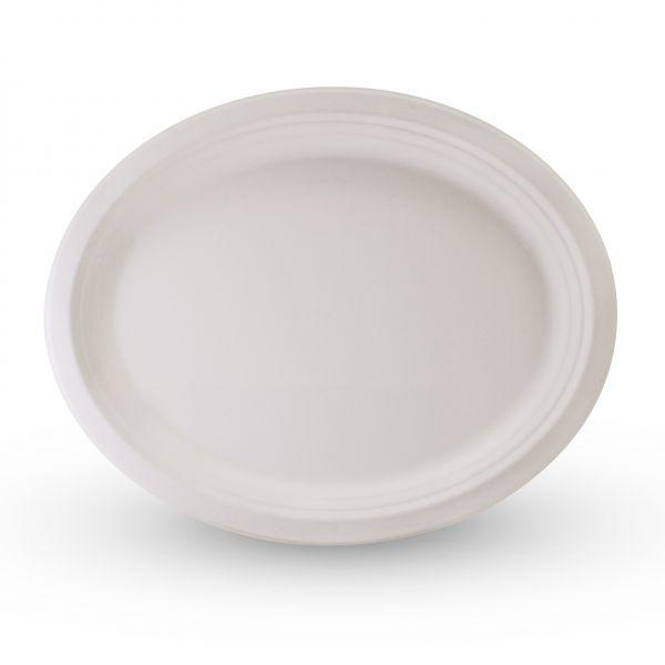 Fiber Teller oval 26 x 20 cm