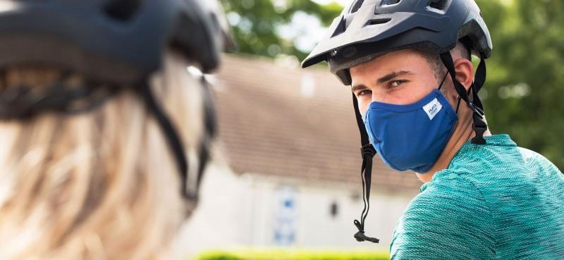 Mund Nasen Schutz Sport