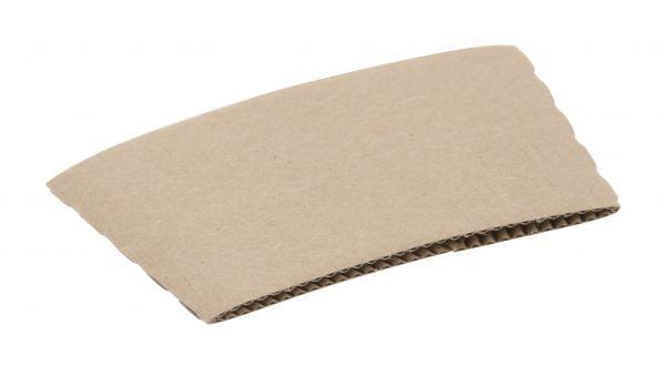 Papiermanschette für 300ml / 400ml Kaffeebecher