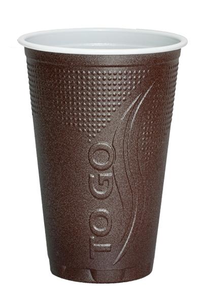 coffee to go becher 300ml kunststoff ps automatenbecher hei getr nke becher 0 3l g nstig. Black Bedroom Furniture Sets. Home Design Ideas