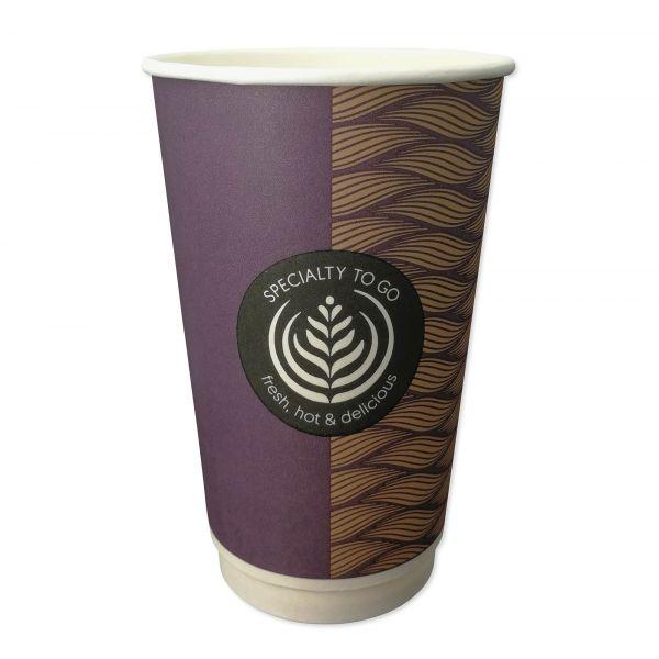 Doppelwandbecher Coffee To Go 400 ml